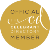 Official Celebrant Directory Member badge