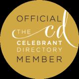 Official Celebrant Directory Member badge