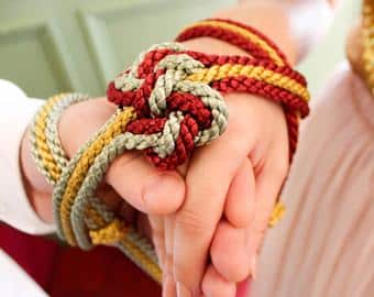 what is a handfasting